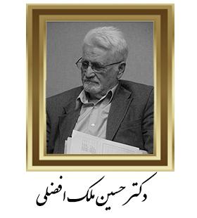 دکتر حسین ملکافضلیاردکانی