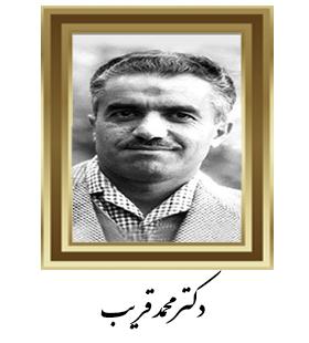 دکتر محمد قریب