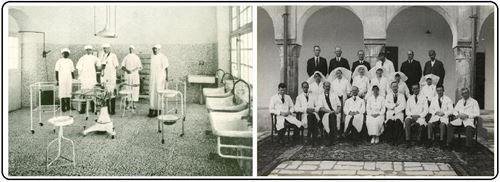 کادر پزشکی بیمارستان نفت مسجد سلیمان