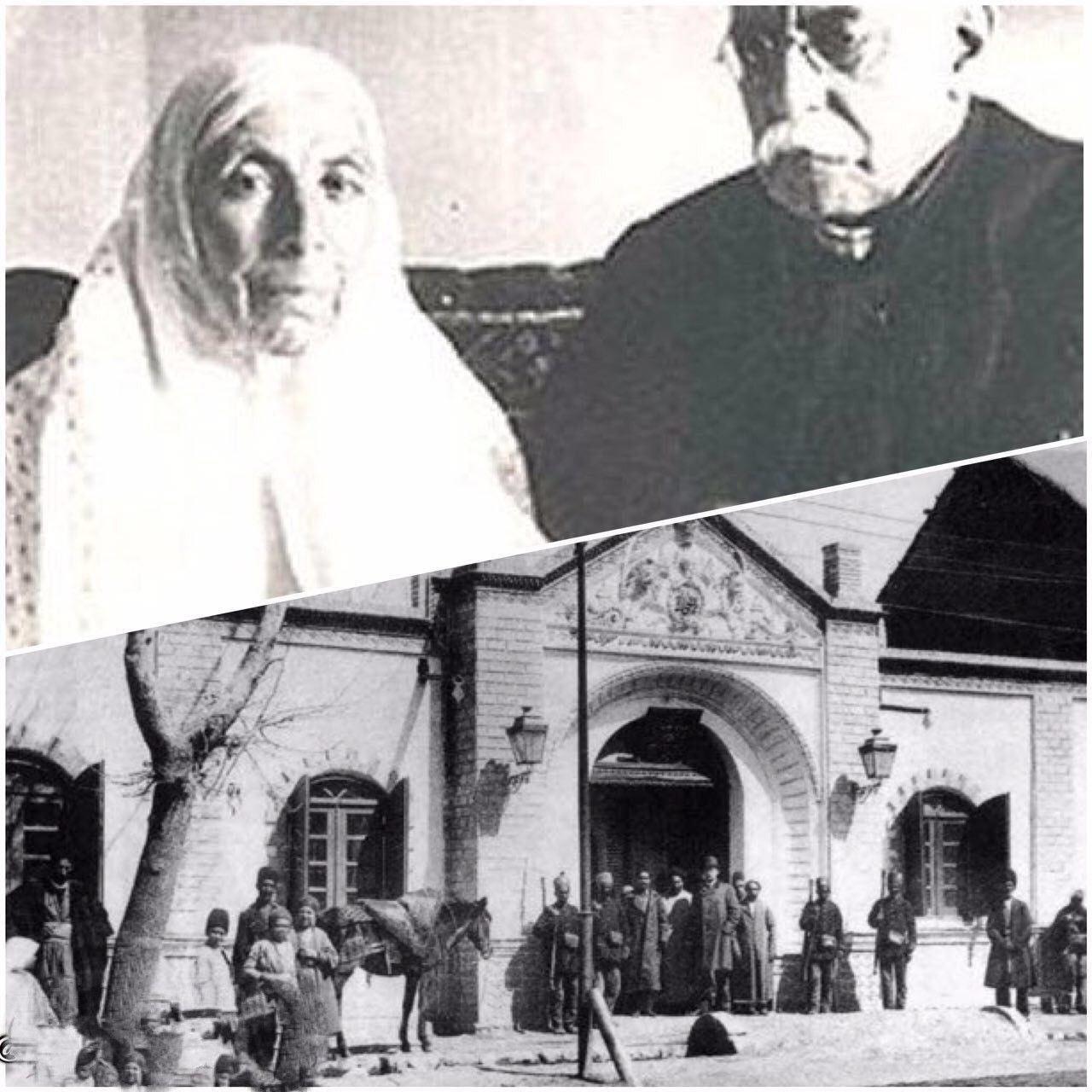 ملک تاج فیروز(نجم السلطنه)