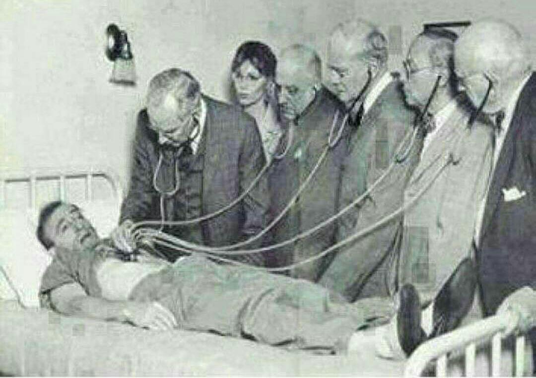 نحوه آموزش پزشکان متخصص اروپا،۱۰۰ سال پیش