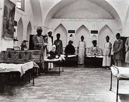 مریض خانه در دوره قاجار