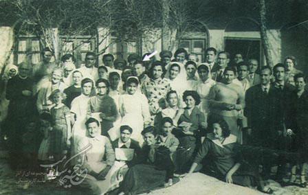 کارکنان بیمارستان مسیحی اصفهان