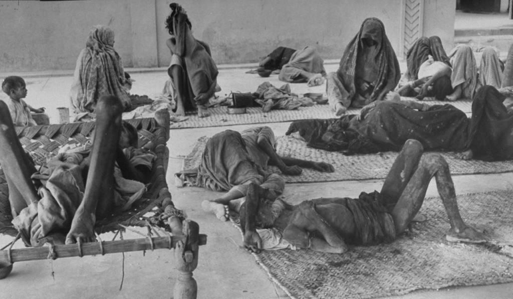 بیماری وبا در ایران در سال  ۳۲۴ه.ق