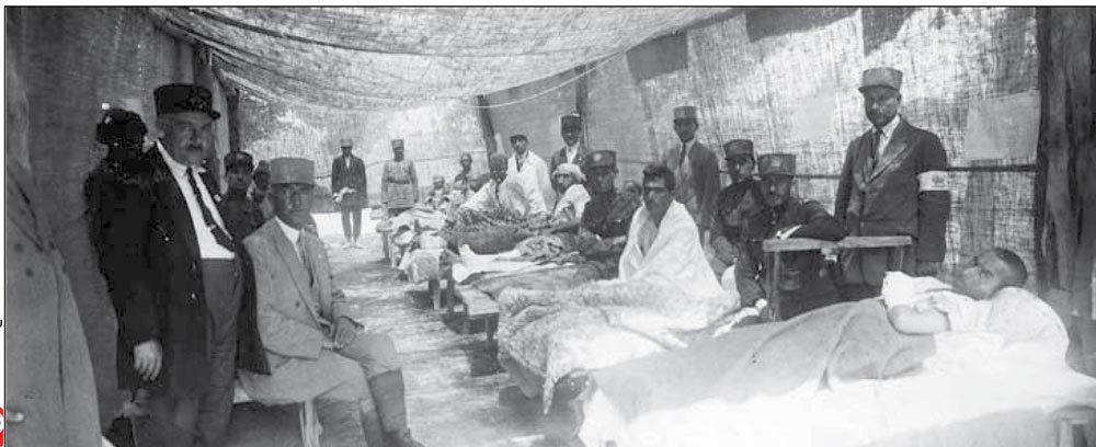 بیماری وبا در ایران در سال ۱۲۸۷ هجری قمری
