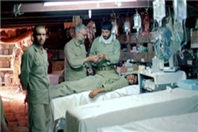 بازخوانی نقش پزشکان در هشت سال دفاع مقدس