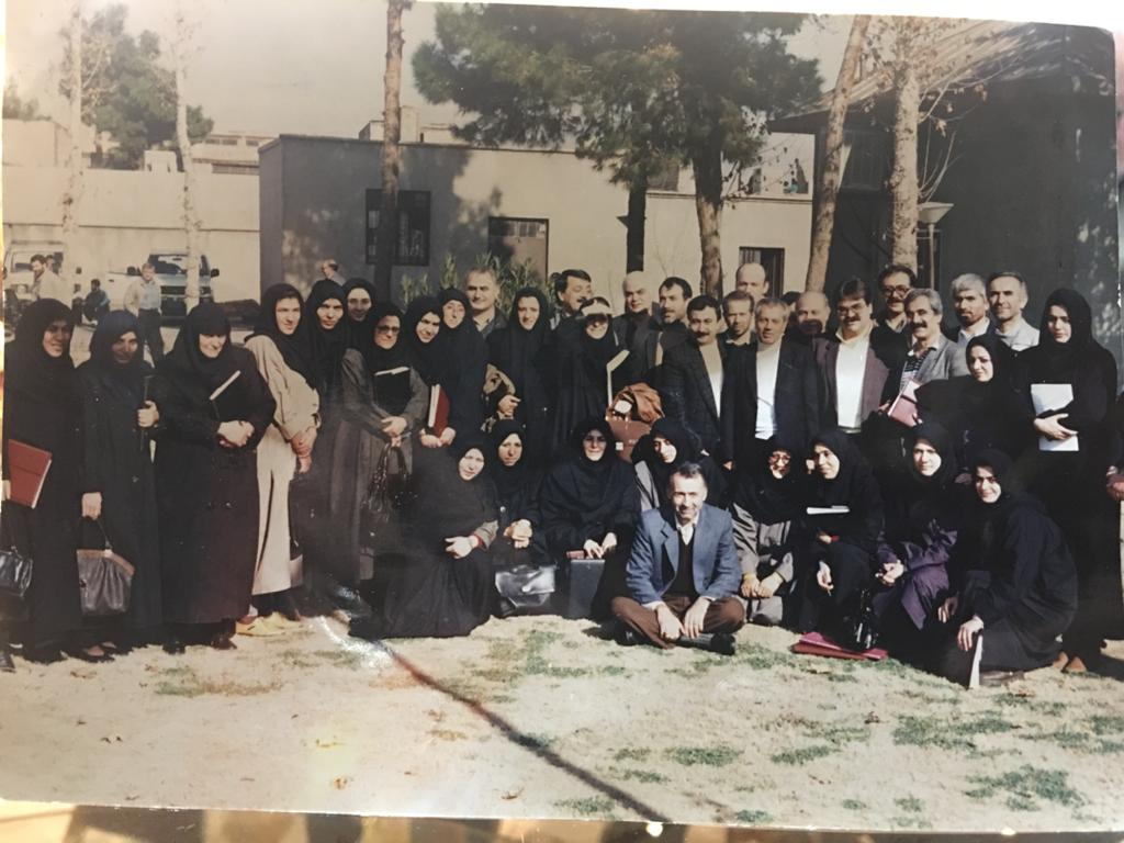 کارگاه CAF در پاکدشت ورامین
